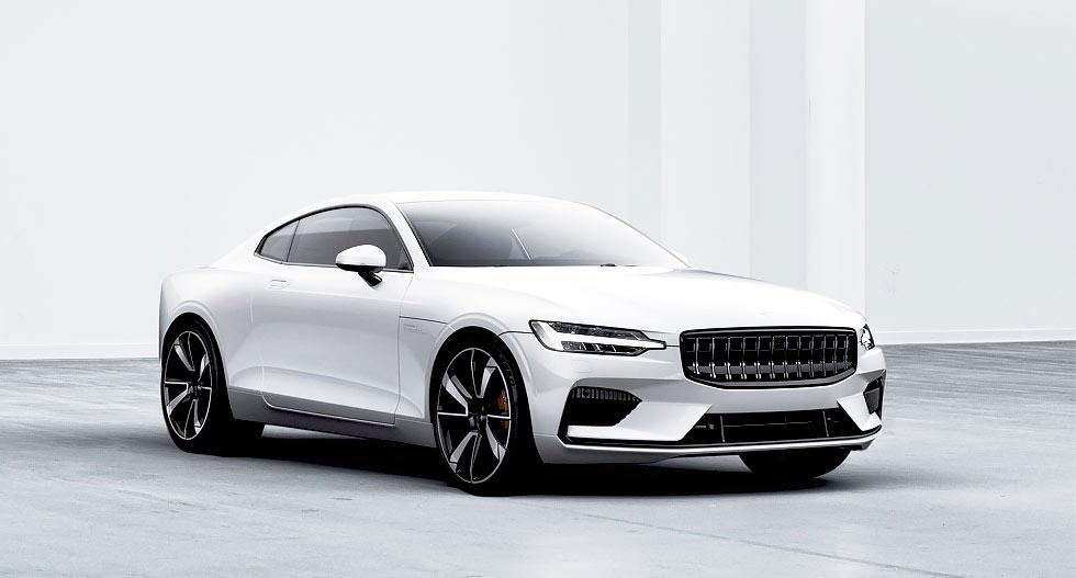 2018 Polestar / Volvo