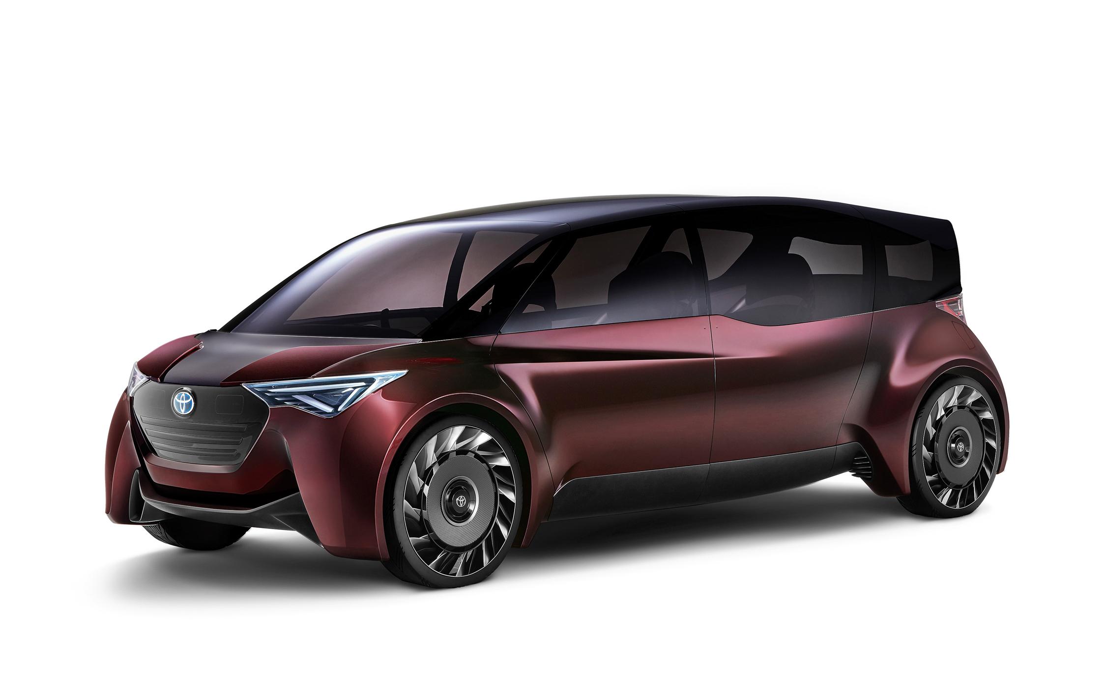 2018 Toyota Fine-Comfort Ride Concept
