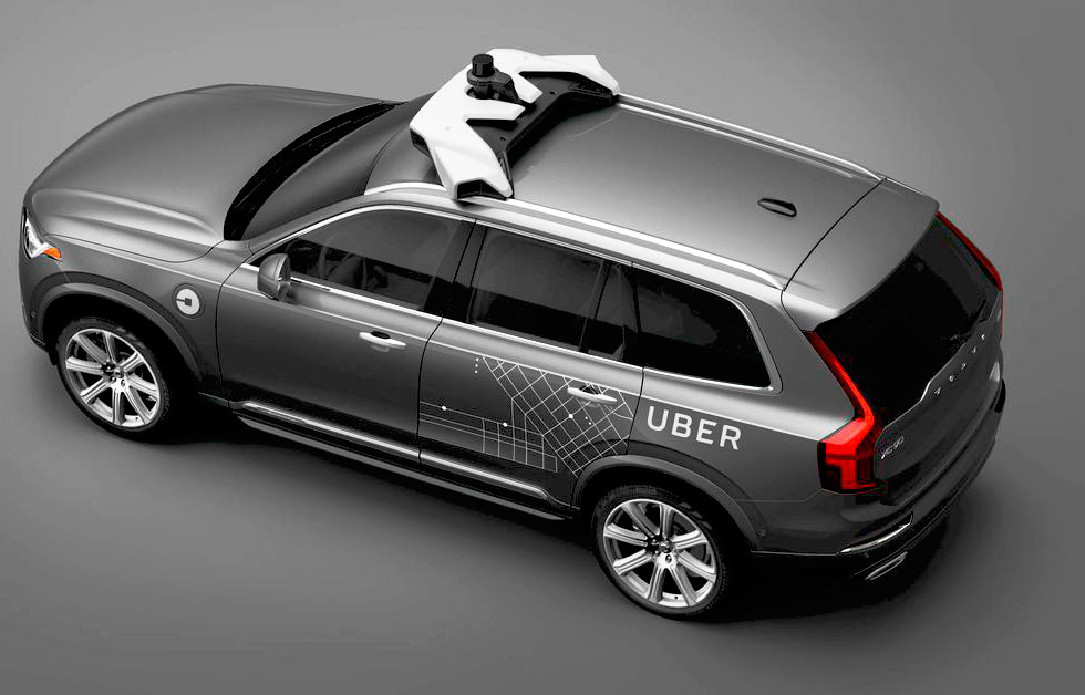 Volvo to supply Uber with thousands of Autonomous cars
