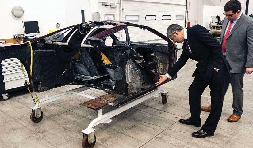 Ultimate rebuild Atkinson's McLaren F1 driven