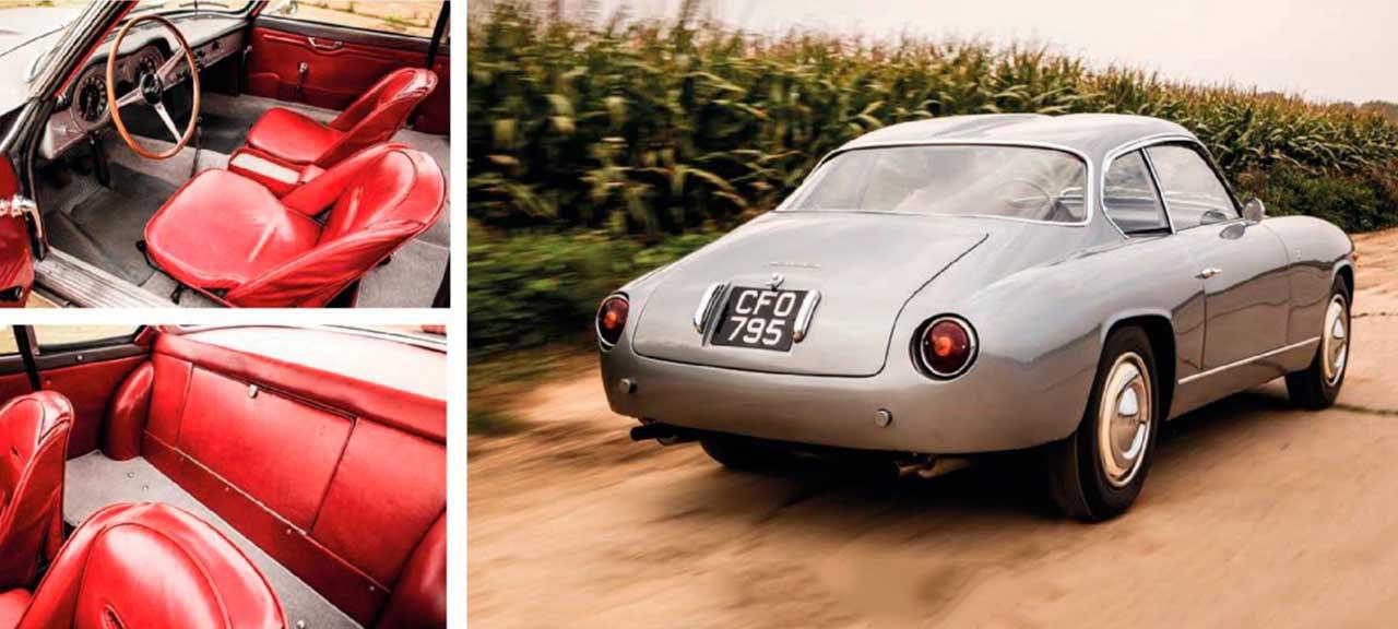 Lancia Flaminia Zagato 2.8 Super Sport road test