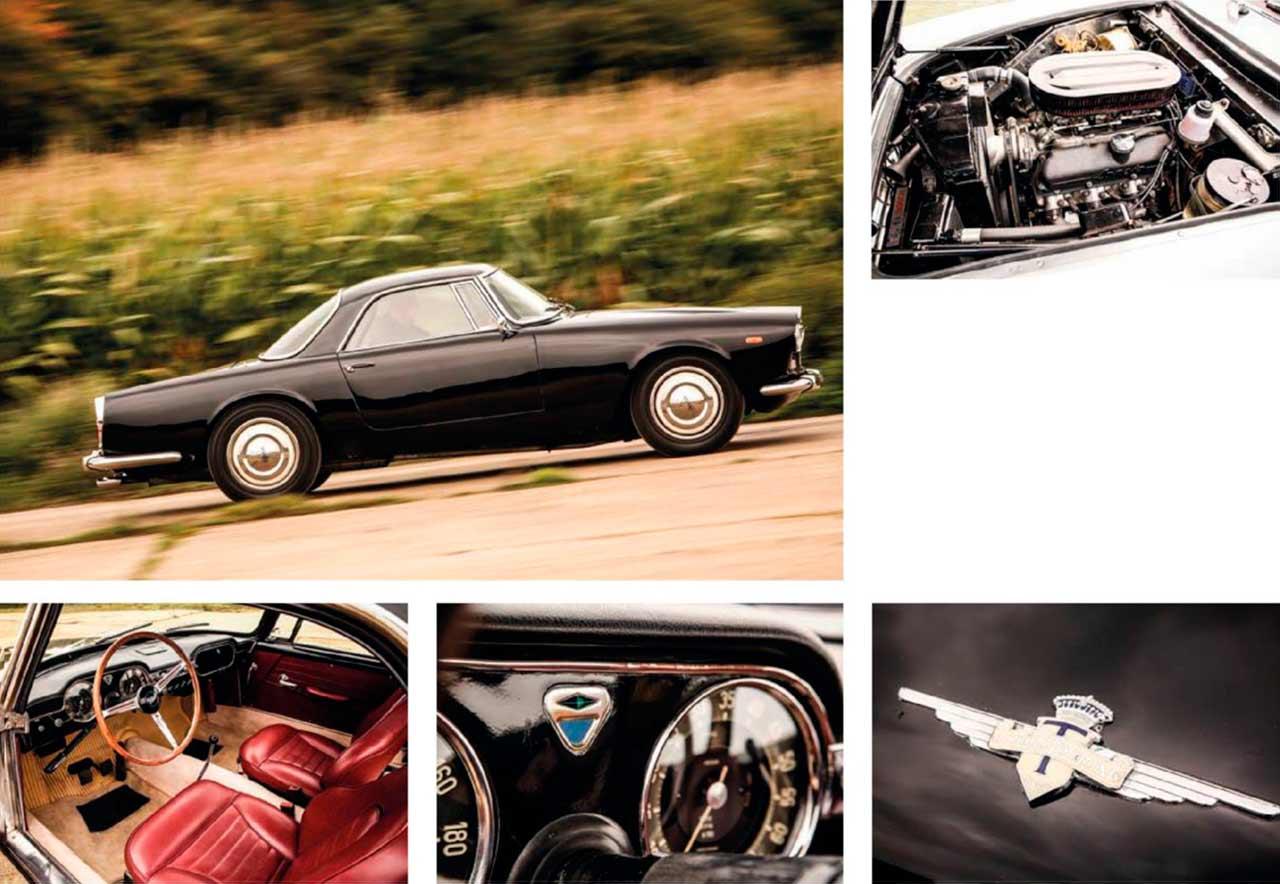 Lancia Flaminia Touring road test