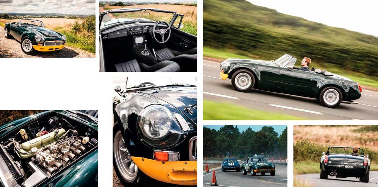 Sebring' MGC Roadster road test