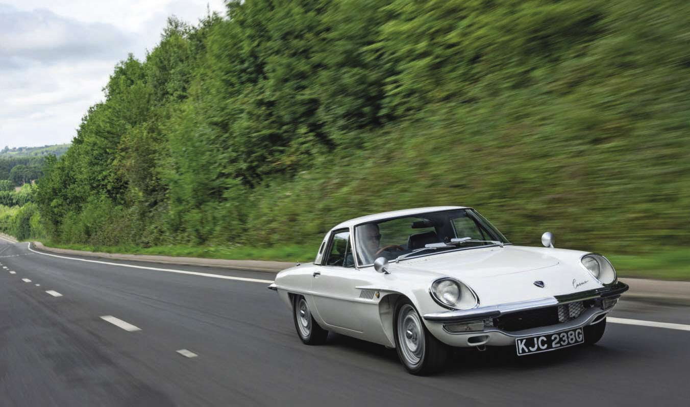 Mazda Cosmo 110S road test