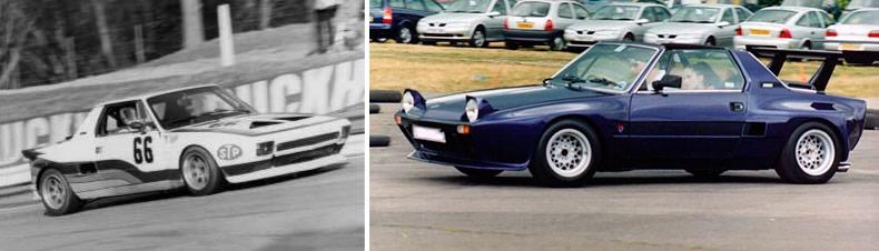 Radbourne's ModSports Fiat X1/9