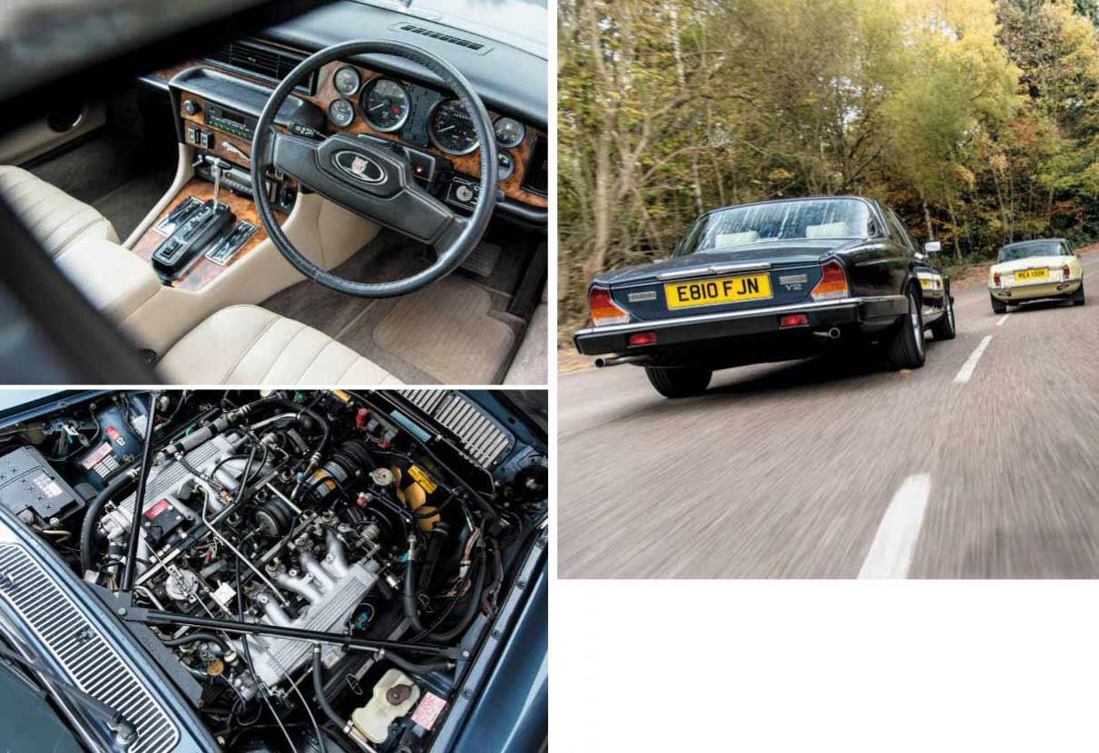 Jaguar XJ Series 3 V12 Sovereign