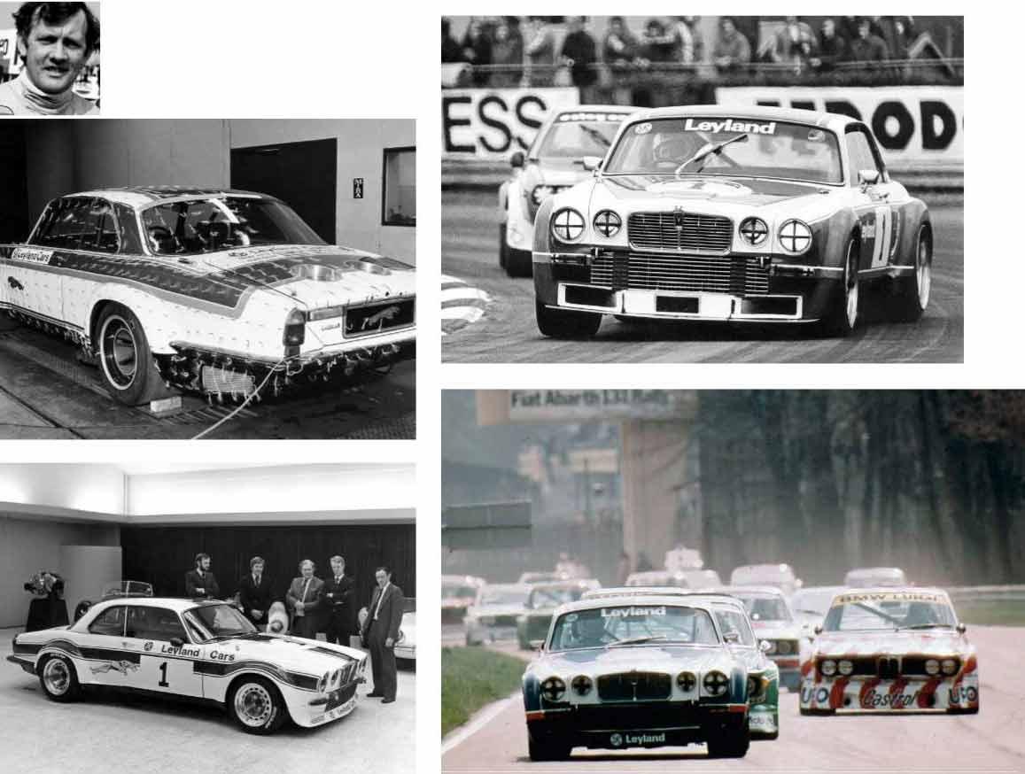 John Fitzpatrick: racing the XJCs