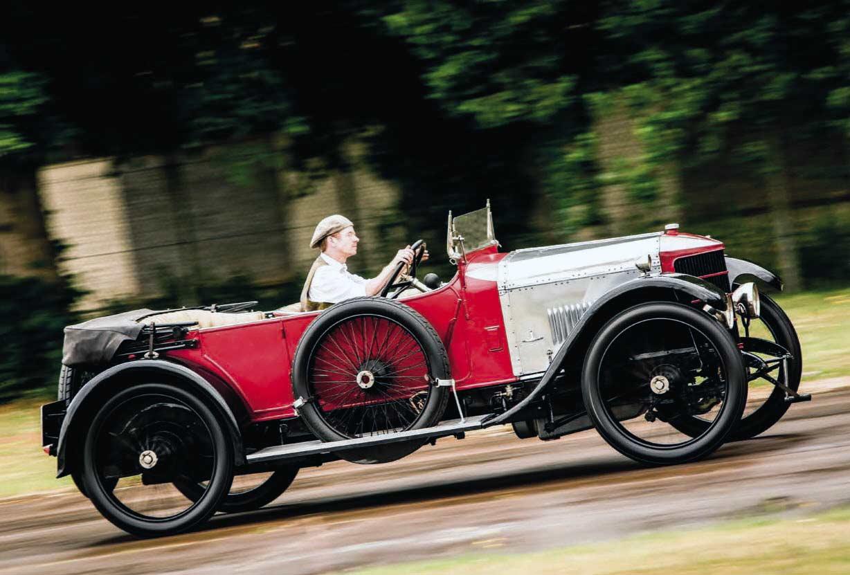1910 Vauxhall C-type Prince Henry