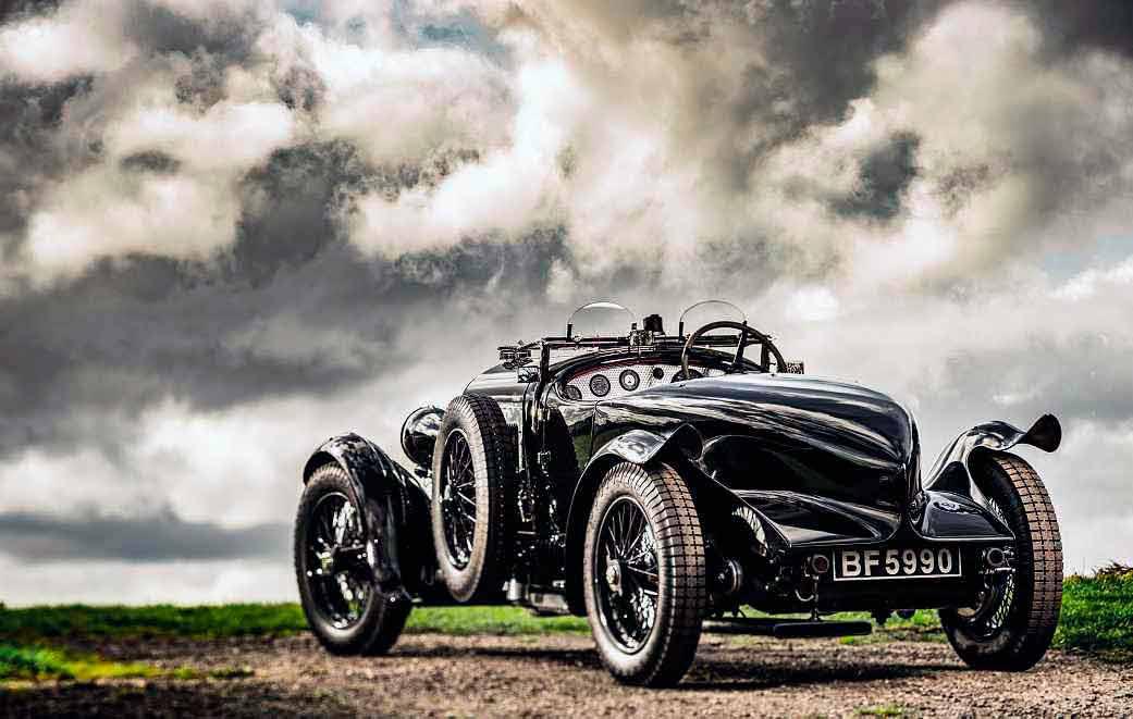 1926 Bentley 3/5.3 Litre road test