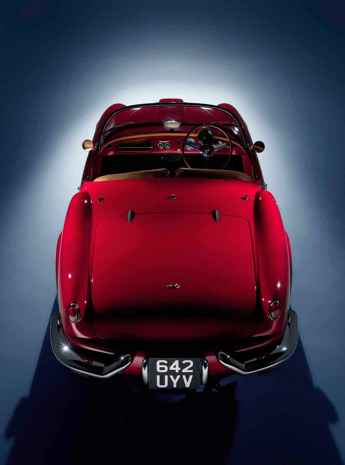 1955 Lancia Aurelia B24 America