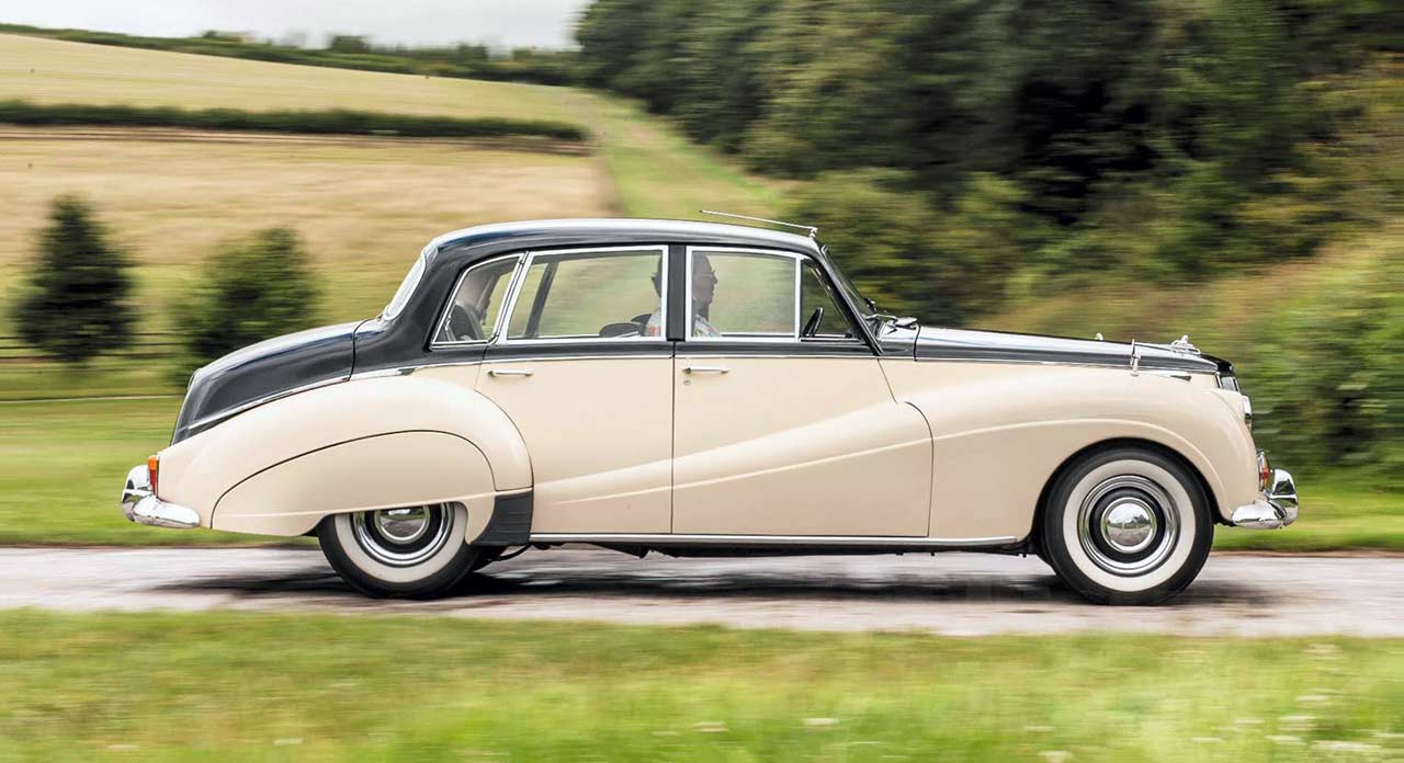 1960 Armstrong Siddeley Star Sapphire MkII