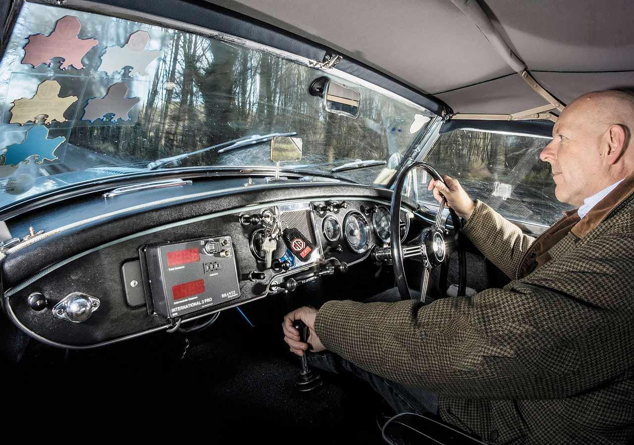 1961 MGA 1600 MkII Roadster