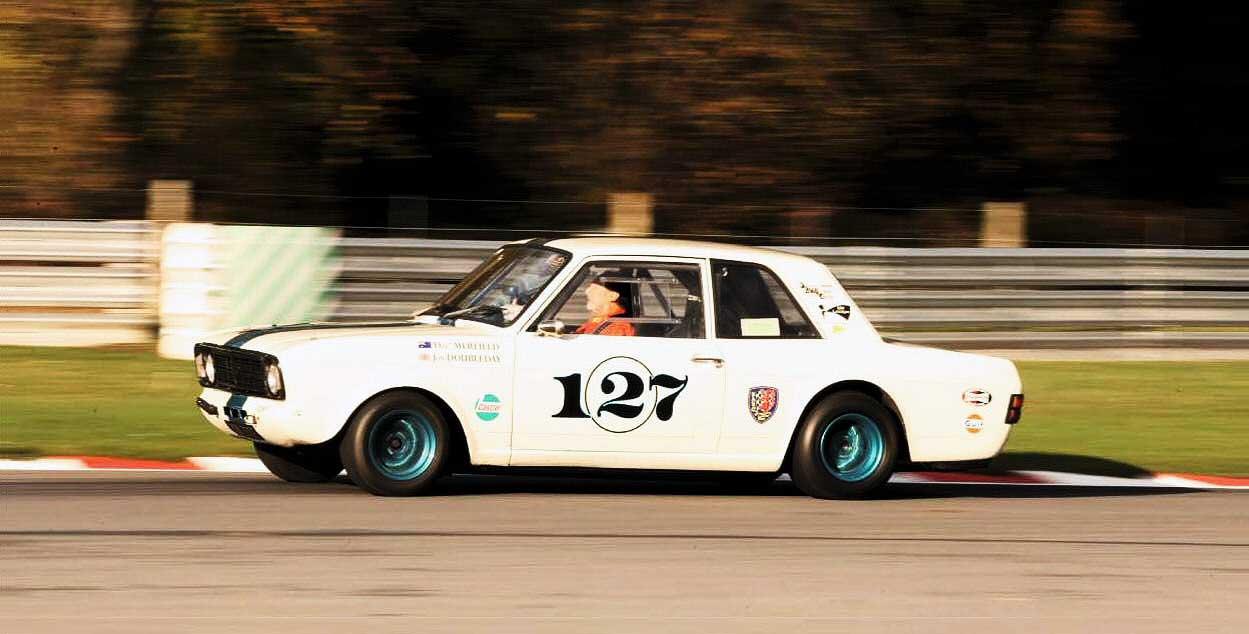 1967 Ford 'Fraud' Cortina V8 MkII