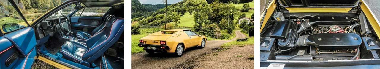 1988 Lamborghini Jalpa 350