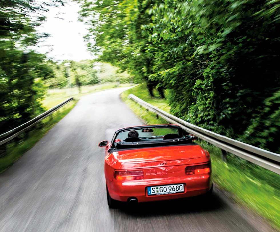 1993 Porsche 968 Club Sport Roadster