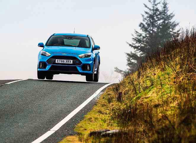 2018 Ford Focus RS MkIII C346-Type