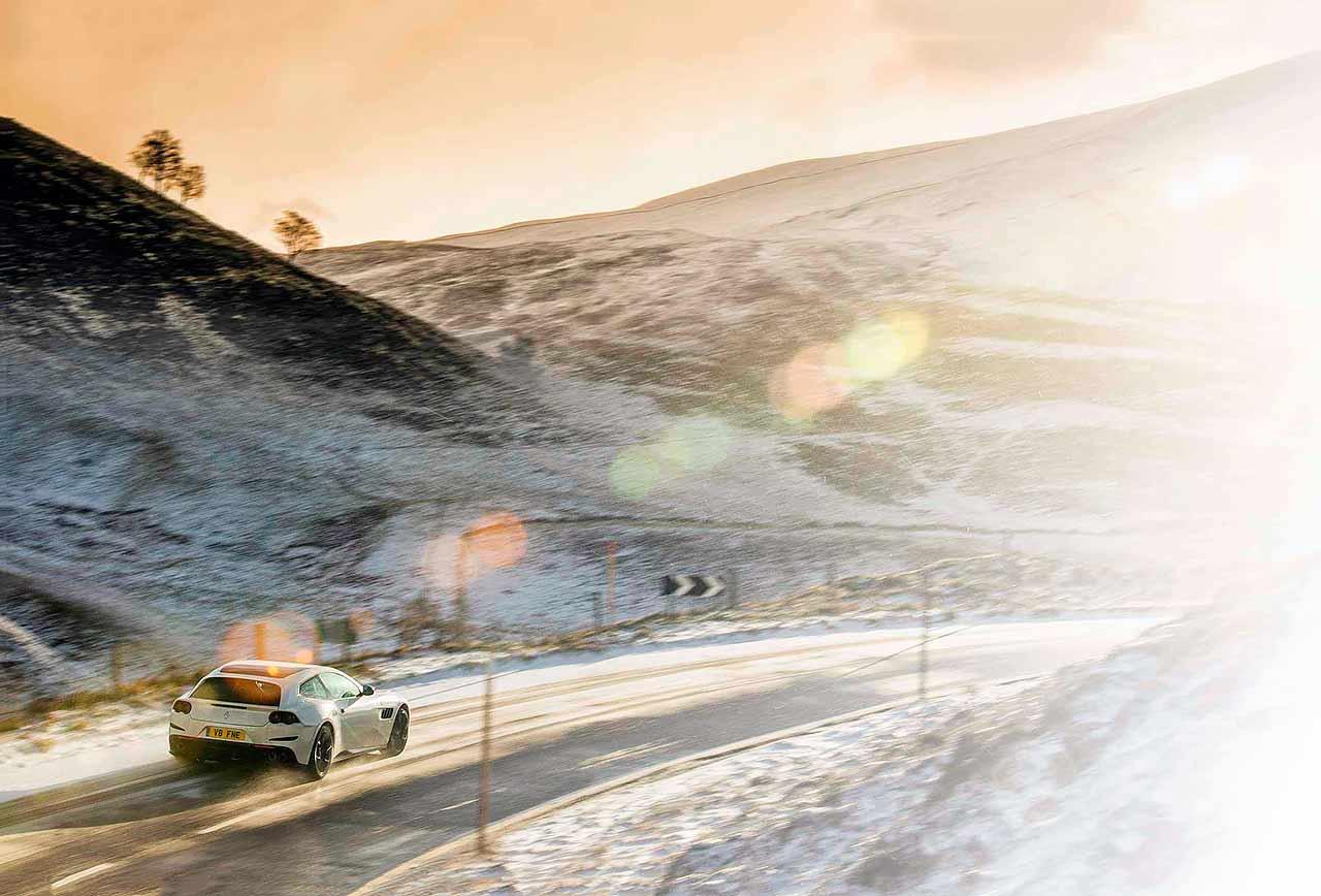 2018 Ferrari GTC4 Lusso T road test