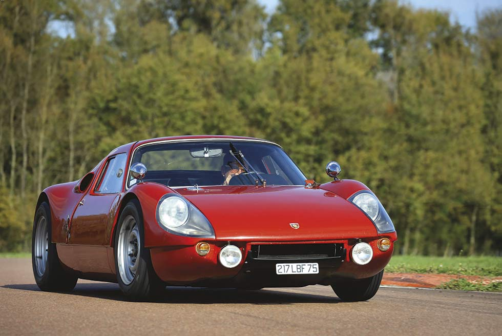 1964 Porsche 904/6 road test