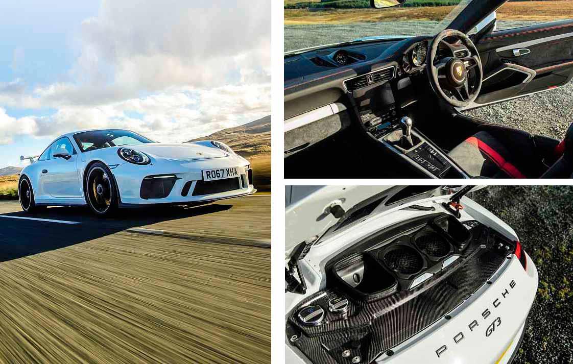 2018 Porsche 911 GT3 991.2