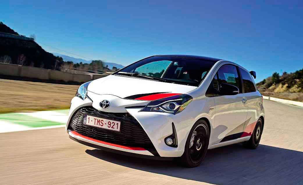 2019 Toyota Yaris GRMN road test