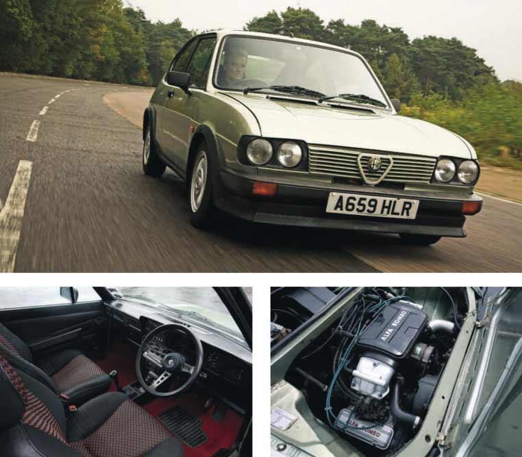 Alfa Romeo Alfasud Ti 1.3