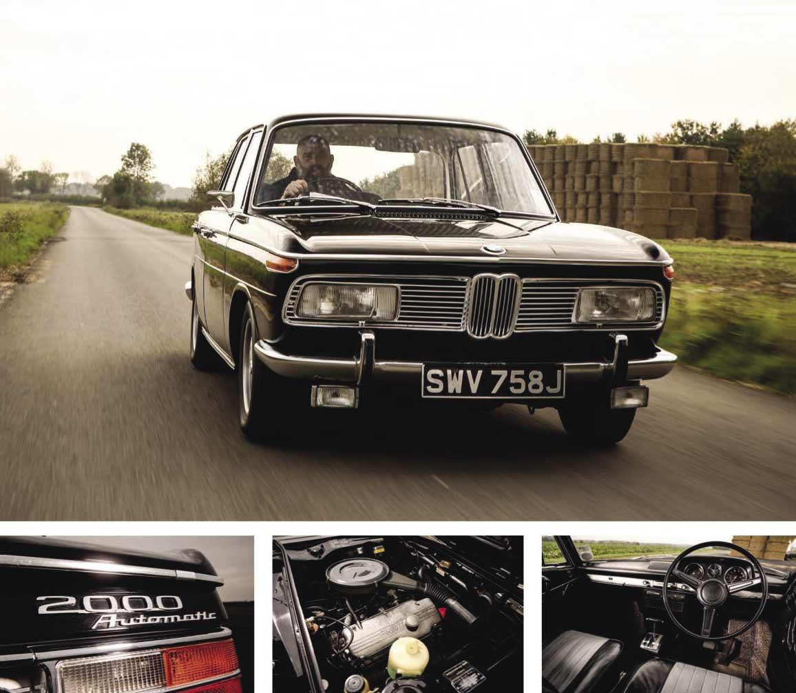 BMW 2000 Typ 121 New Class