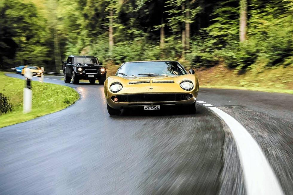 2018 Phil Bell and Lamborghini / Drive-My