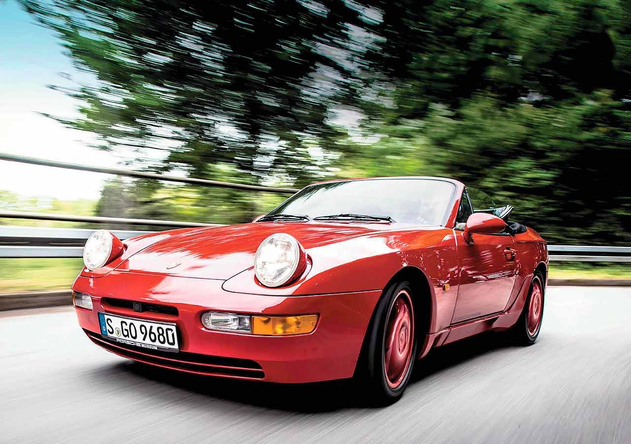 2018 Porsche & Drive-My