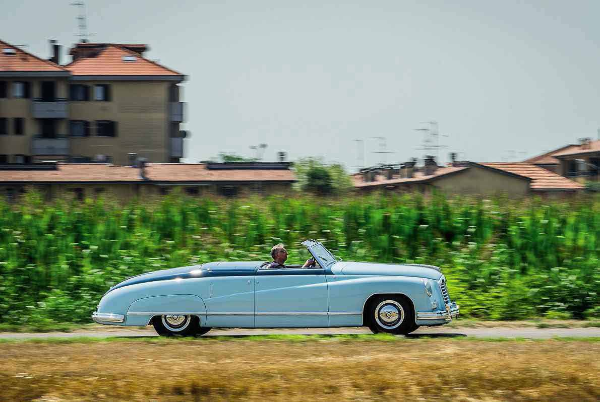 1948 Isotta Fraschini 8C Monterosa