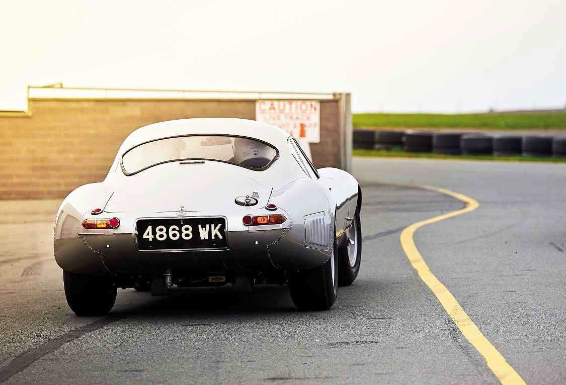 1963 Jaguar E-Type Lightweight Low-Drag Coupé