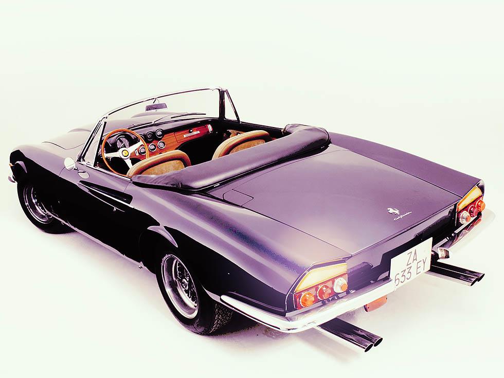 Ferrari 365 California 1966