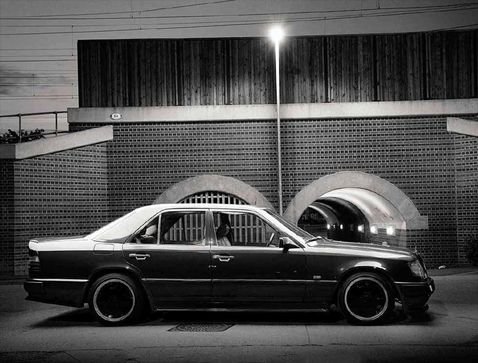 1985 Mercedes-Benz AMG Hammer W124