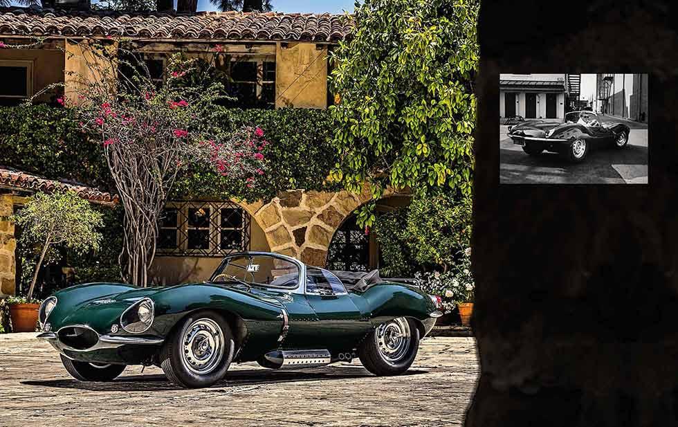 Steve McQueen's original Jaguar XKSS The most famous XKSS…