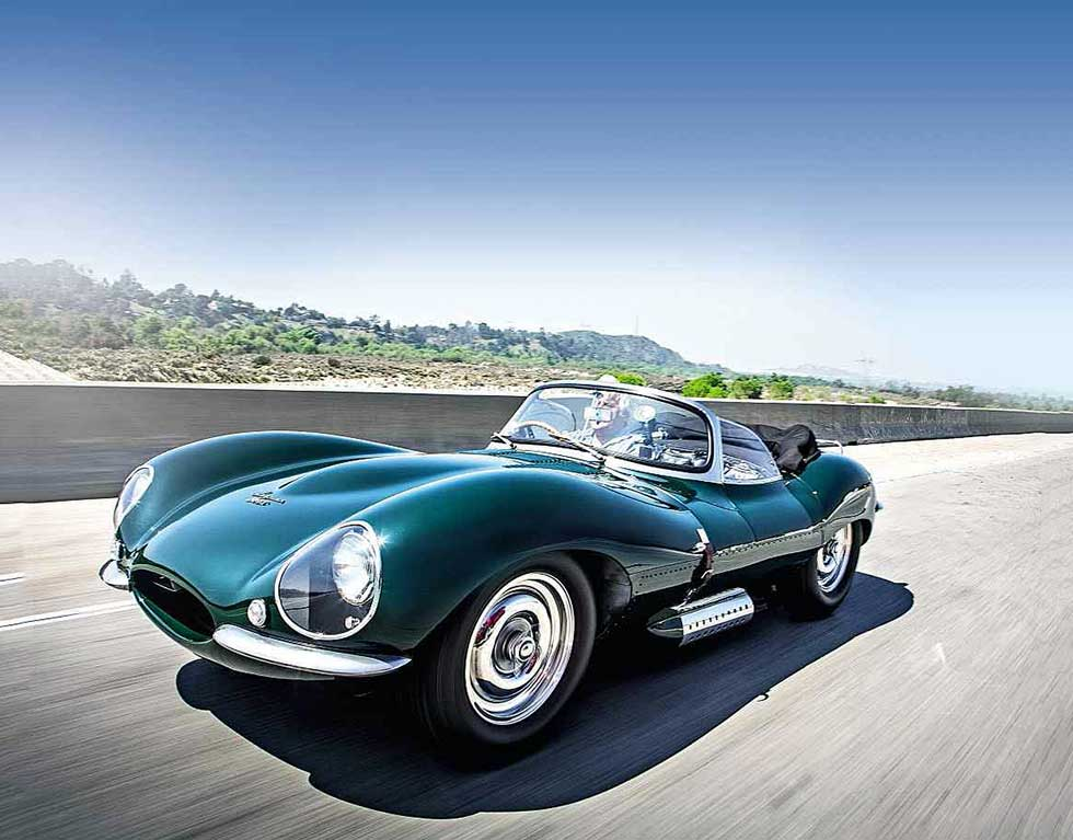 Steve McQueen's original Jaguar XKSS The most famous XKSS…