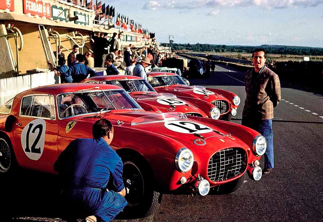 1953 Ferrari 375MM Berlinetta