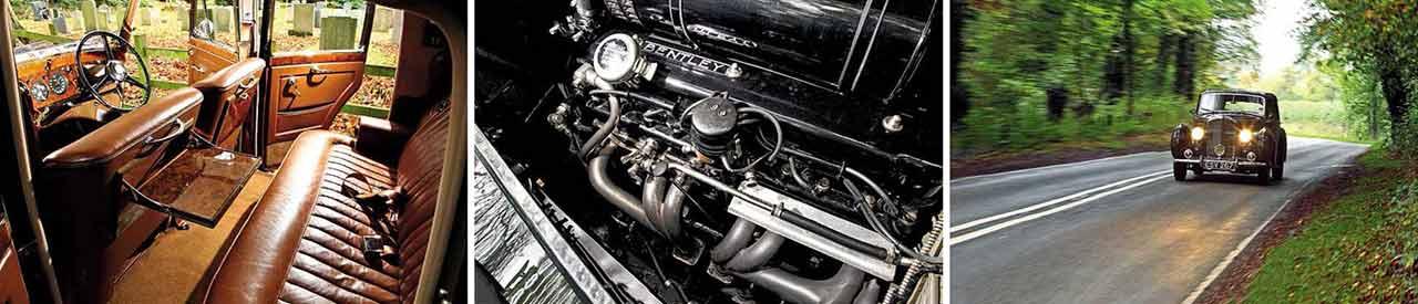 1953 Bentley R-Type Sports Saloon