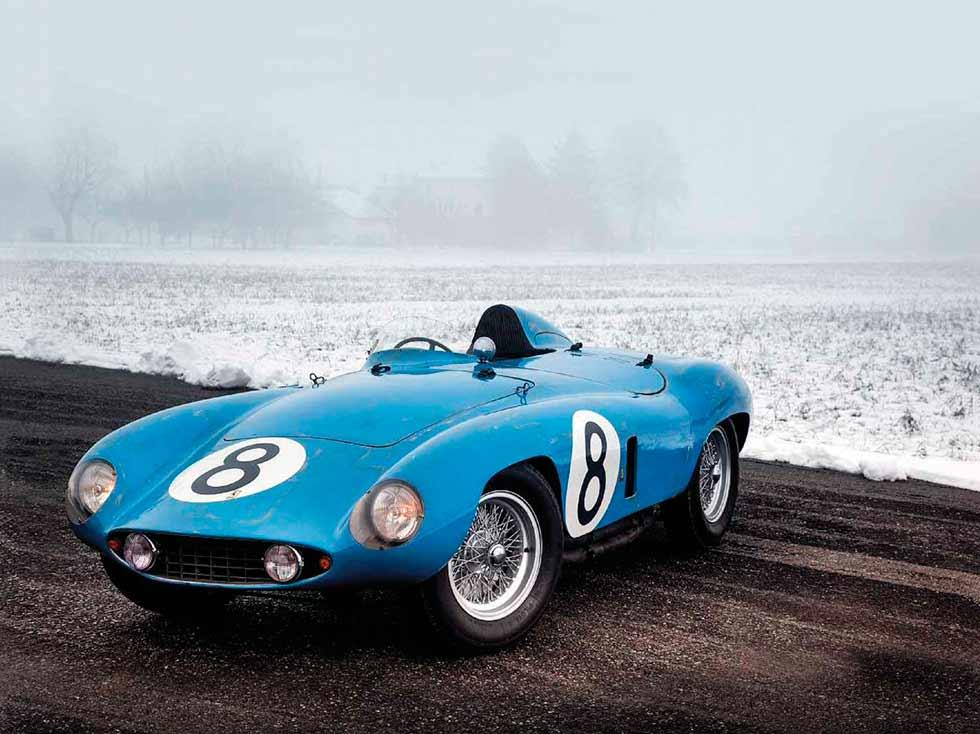 1955 Ferrari 500 Mondial Spider