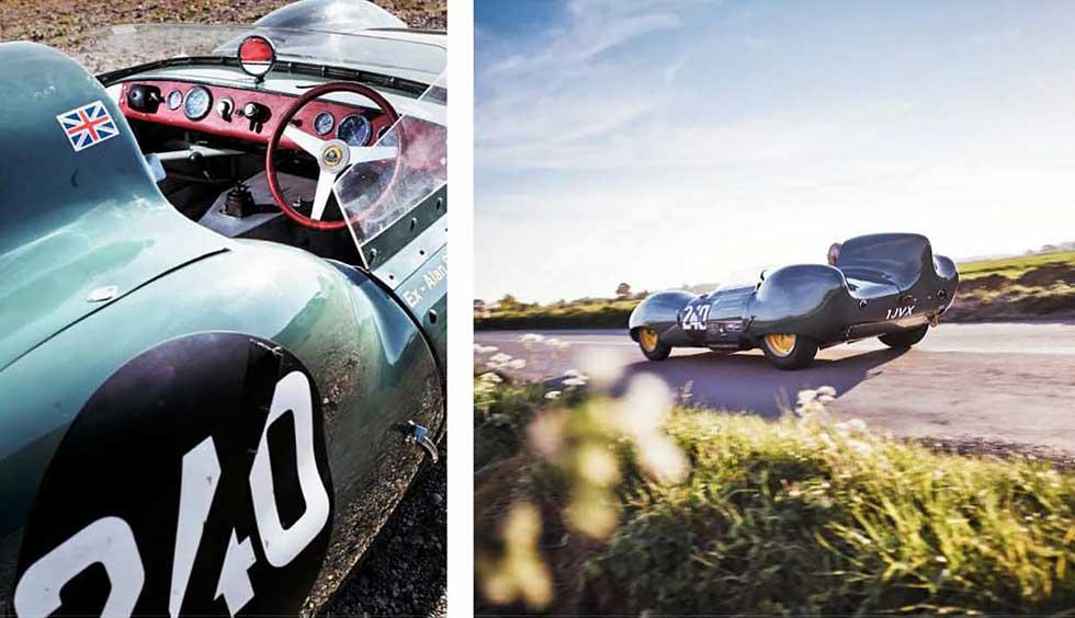 1957 Lotus Eleven Series II Le Mans
