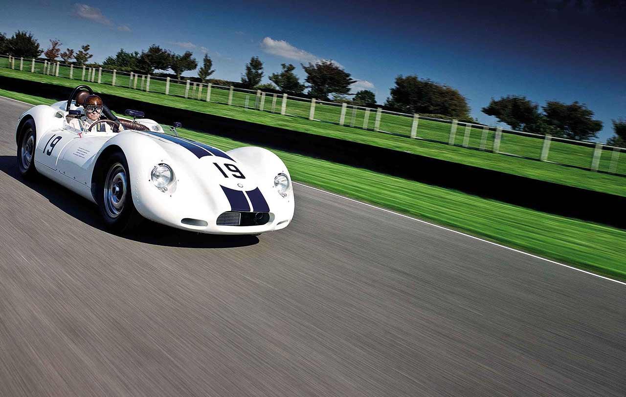 1958 Lister-Jaguar 'KNOBBLY' #BHL101 / track test