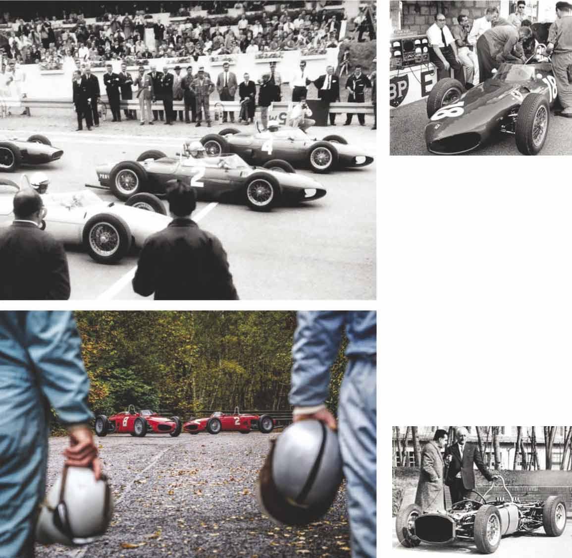 1961 Ferrari Tipo 156