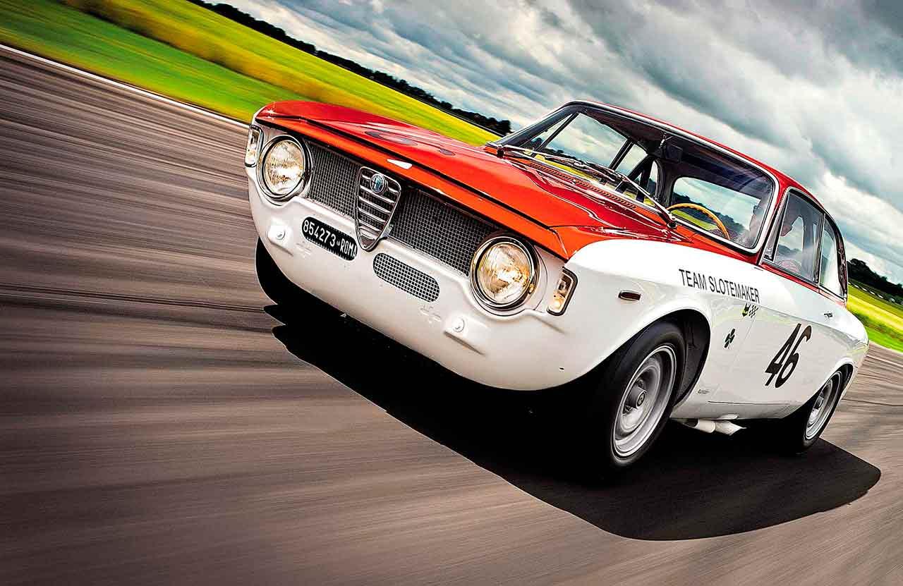 Rob Slotemaker 1965 Alfa Romeo Giulia Sprint GTA Corsa