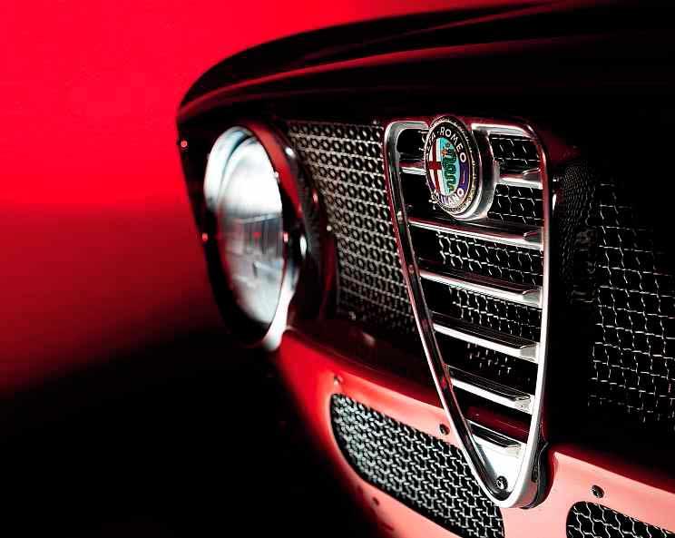 1966 Alfa Romeo Giulia Sprint GTA Stradale