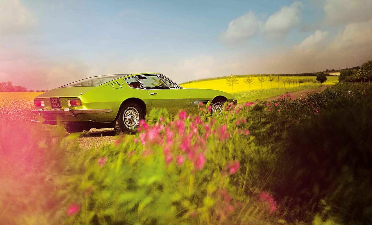 1971 Maserati Ghibli SS Tipo AM115