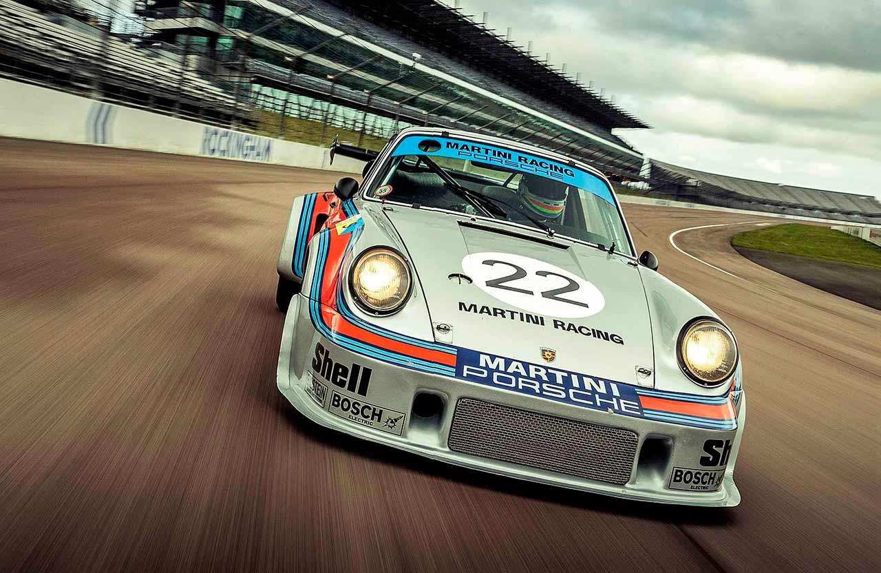 1974 Porsche 911 Carrera RSR Turbo 2.1
