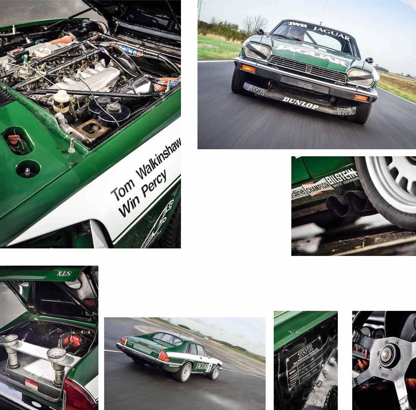 1984 TWR Jaguar XJS