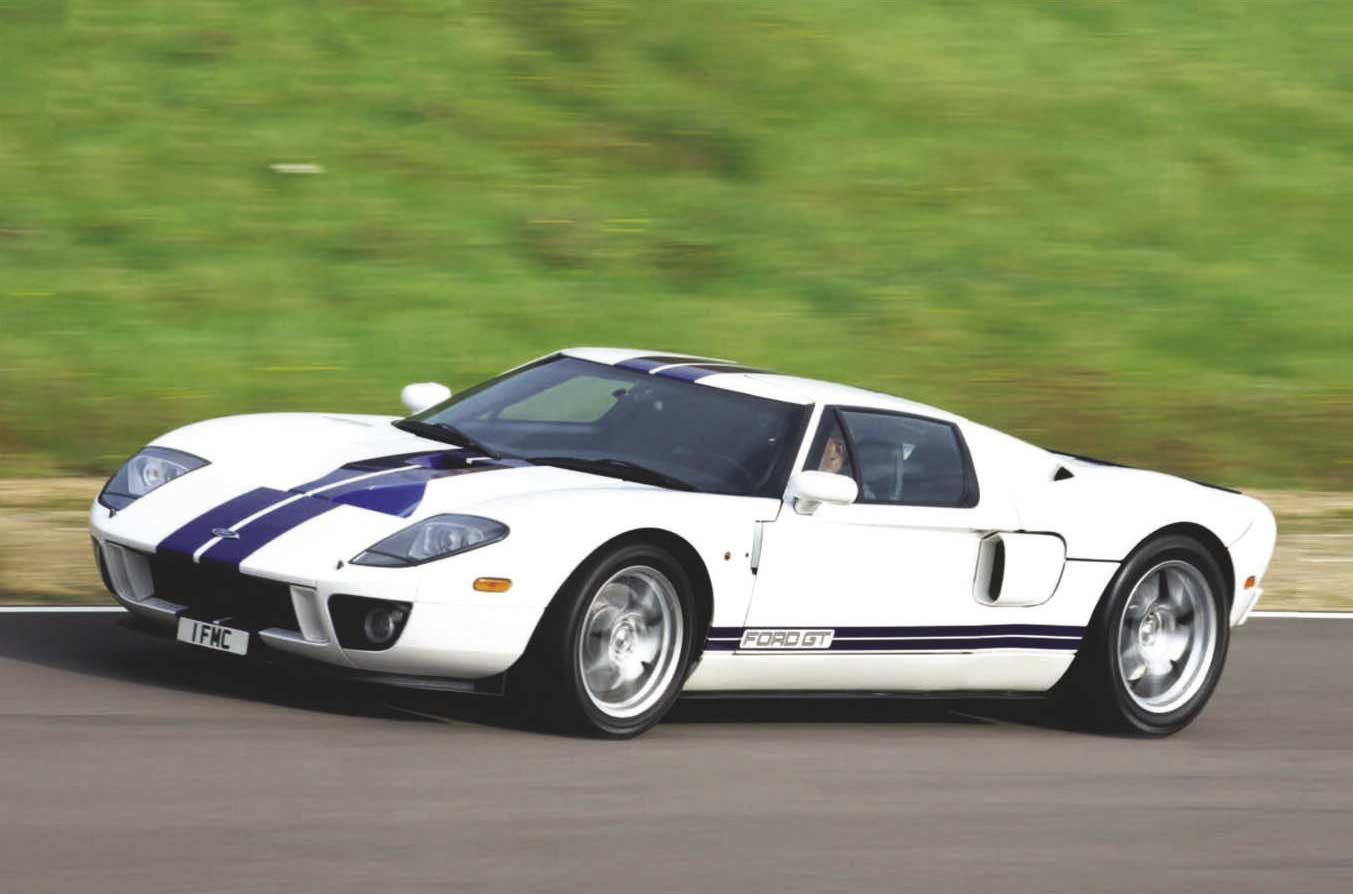 2004 Ford GT40