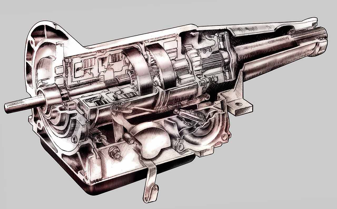 What goes on inside self-shifting gearboxes?