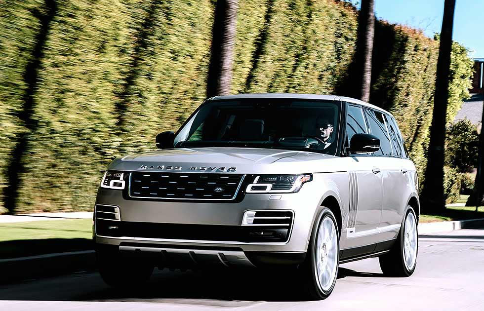 2019 Range Rover Hybrid L405