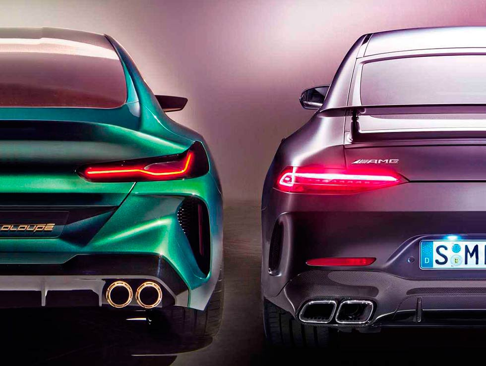 2018's Must-drive models BMW's M8 Gran Coupe Concept