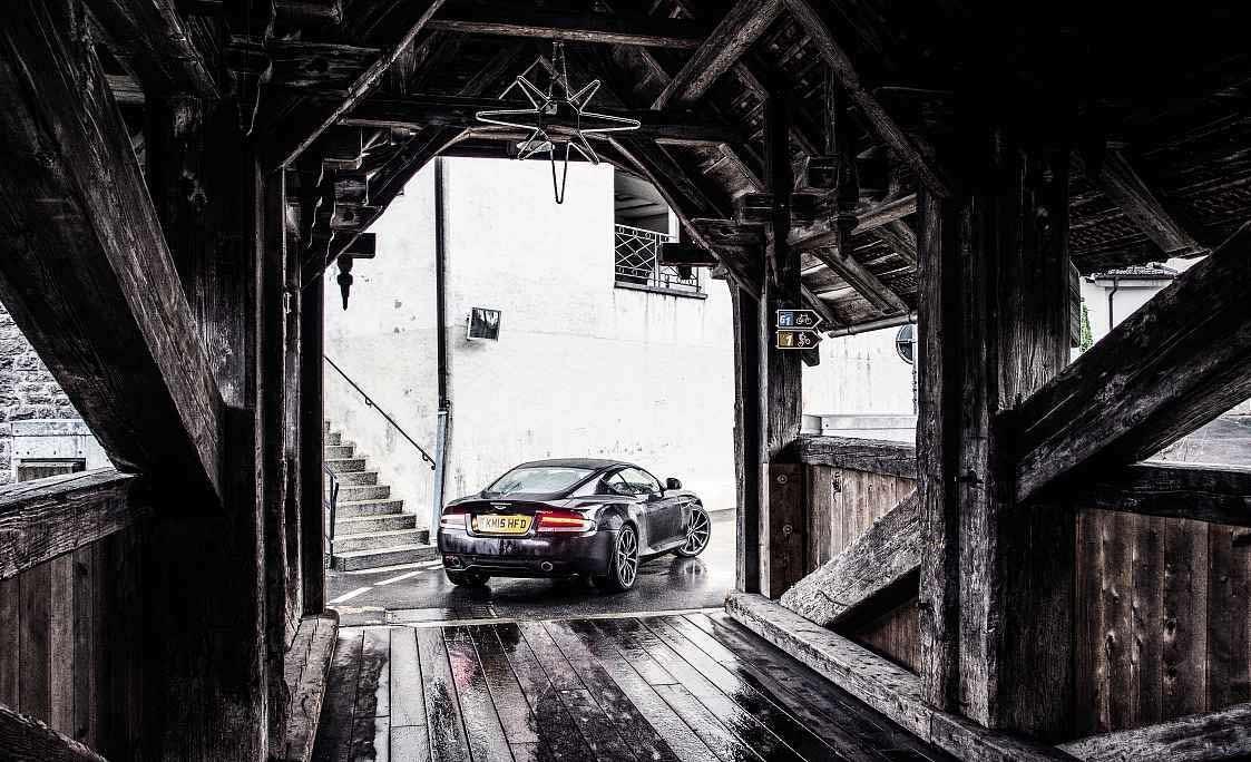 2016 Aston Martin Db9 Gt Drive To Blofeld S Lair To Bond Hideaway Drive
